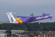 G-JEDW - Flybe de Havilland Canada DHC-8-400Q / Bombardier Q400 aircraft