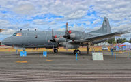 140110 - Canada - Air Force Lockheed CP-140 Aurora aircraft