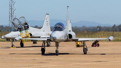 AE.9-030 - Spain - Air Force CASA-Northrop  SF-5B(M) Freedom Fighter