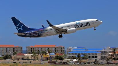 F-GZHA - Air Transat Boeing 737-800