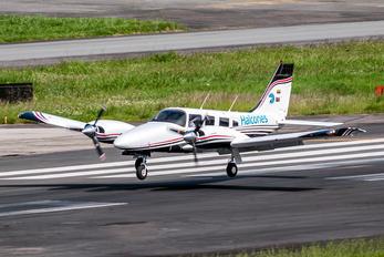 HK-4898 - Private Piper PA-34 Seneca