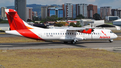 TG-TRC - Avianca ATR 72 (all models)
