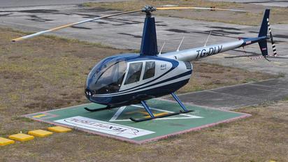 TG-DLV - Private Robinson R44 Astro / Raven