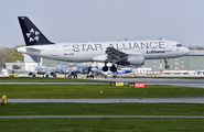 D-AIPD - Lufthansa Airbus A320 aircraft