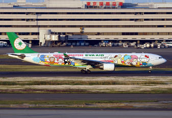 B-16332 - Eva Air Airbus A330-300