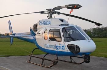 G-RIDA - Private Aerospatiale AS355 Ecureuil 2 / Twin Squirrel 2