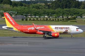 VN-A672 - VietJet Air Airbus A320