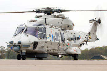 N-110 - Netherlands - Navy NH Industries NH90 NFH