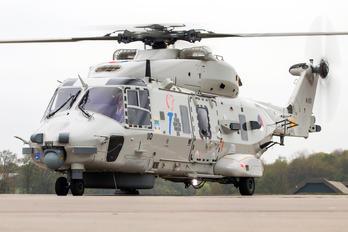 N-110 - Netherlands - Navy NH Industries NH90 NFH