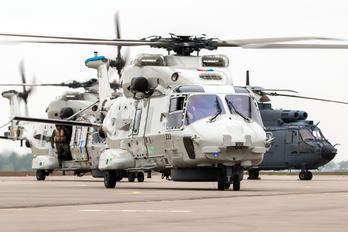 N-233 - Netherlands - Navy NH Industries NH90 NFH