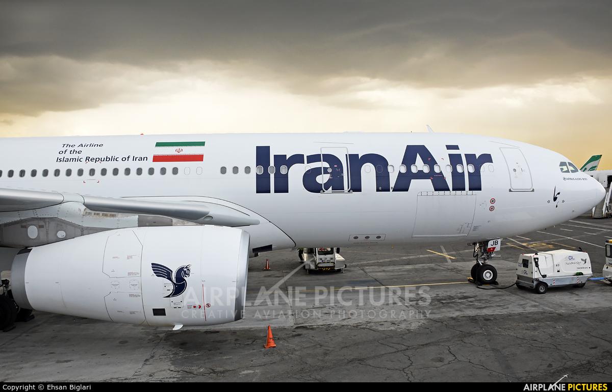 ایرباس 330 ایران ایر  | سپهر نما خرید بلیط هواپیما ایران ایر