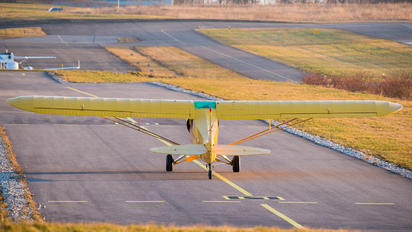 HB-PDJ - Private Piper PA-18 Super Cub