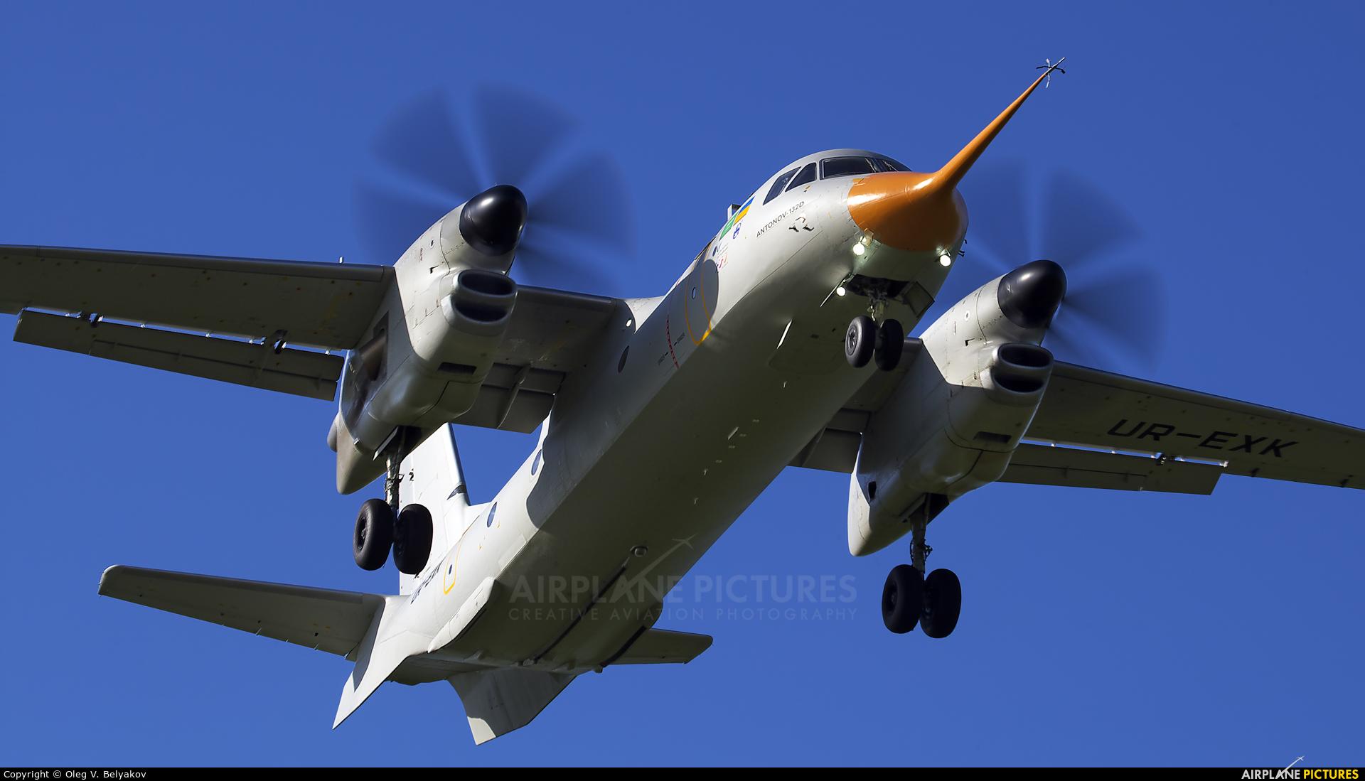 Antonov Airlines /  Design Bureau UR-EXK aircraft at Kyiv - Gostomel