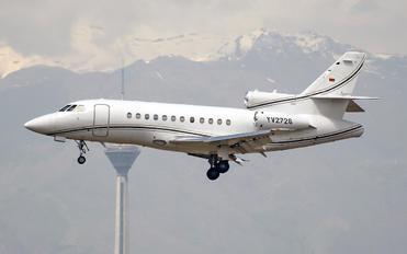 YV2726 - Private Dassault Falcon 900 series