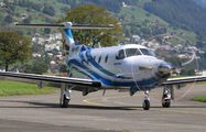 HB-FRT - Private Pilatus PC-12 aircraft