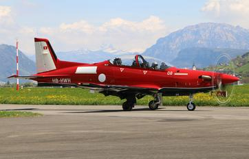 HB-HWH - Royal Australian Air Force Pilatus PC-21