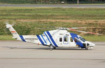 EC-JES - Spain - Coast Guard Sikorsky S-76B