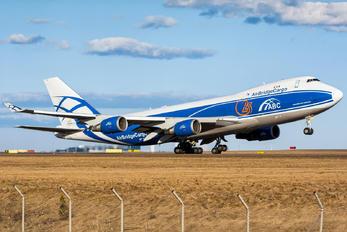 VQ-BUU - Air Bridge Cargo Boeing 747-400F, ERF