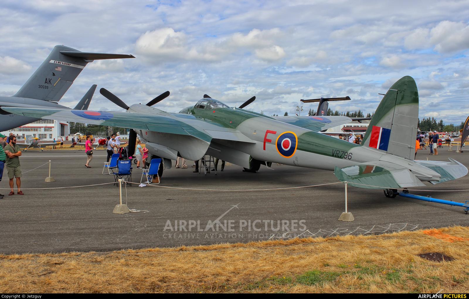 Private C-FHMJ aircraft at Abbotsford, BC