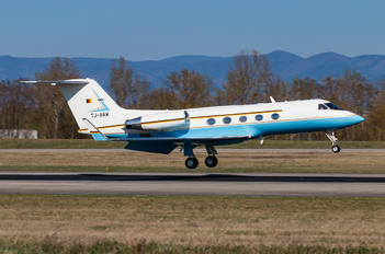 TJ-AAW - Cameroon - Government Gulfstream Aerospace G-III