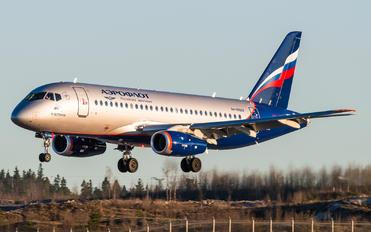 RA-89062 - Aeroflot Sukhoi Superjet 100