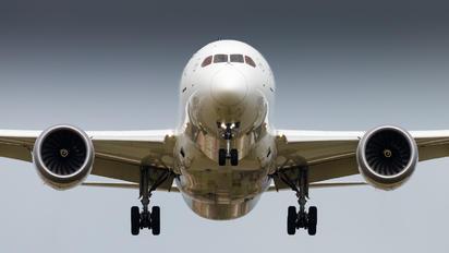 EC-MOM - Air Europa Boeing 787-8 Dreamliner