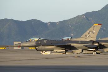 805 - USA - Air Force Lockheed Martin F-16C Fighting Falcon