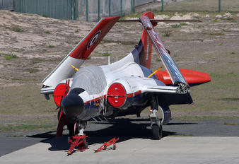 ZU-NIP - Thunder City Blackburn Buccaneer S.2B
