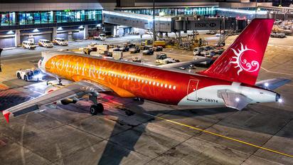 RP-C8974 - AirAsia Zest Airbus A320