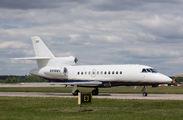 N918MV - Private Dassault Falcon 900 series aircraft