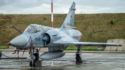 121 - France - Air Force Dassault Mirage 2000C