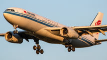 B-6079 - Air China Airbus A330-200 aircraft