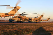 RF-92084 - Russia - Air Force Mil Mi-24P aircraft