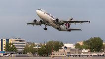 A7-AFE - Qatar Amiri Flight Airbus A310 aircraft