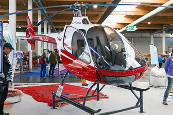 HB-ZLS - Swiss Helicopter Guimbal Hélicoptères Cabri G2
