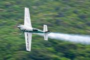 JA111F - Team Yoshi Muroya Extra 330SC aircraft