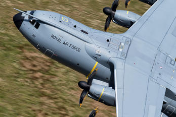 ZM412 - Royal Air Force Airbus A400M