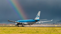 PH-AOL - KLM Airbus A330-200 aircraft