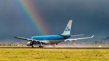 PH-AOL - KLM Airbus A330-200 aircraft