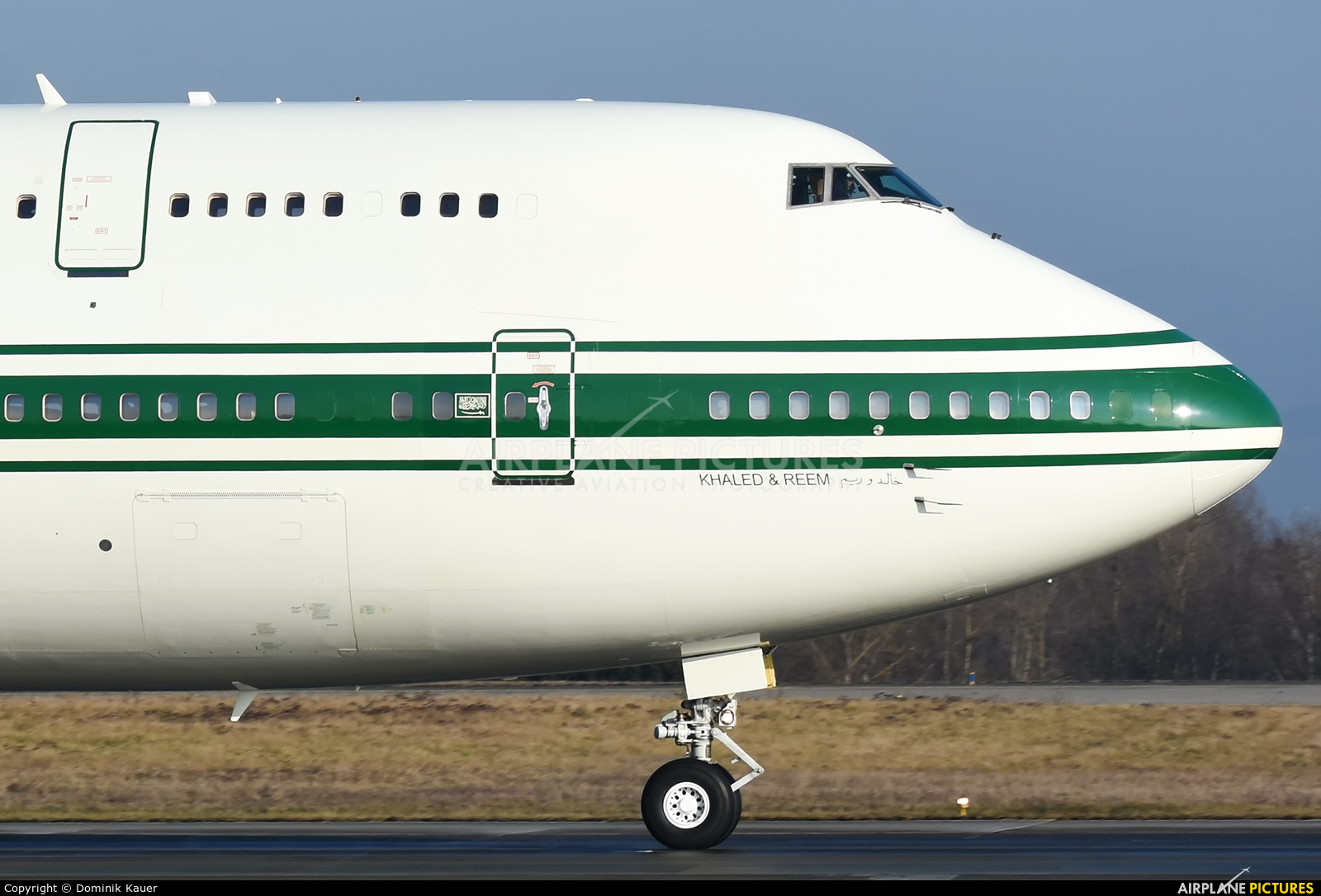 Kingdom Holding HZ-WBT7 aircraft at Basel - Mulhouse- Euro