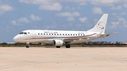 5A-PAA - Petro Air Embraer ERJ-170 (170-100)