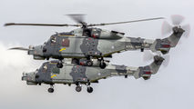 ZZ396 - Royal Navy Agusta Westland AW159 Lynx Wildcat AH.1 aircraft