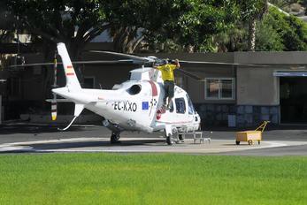 EC-KXO - INAER Agusta / Agusta-Bell A 109E Power