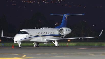 XA-MHA - Private Embraer EMB-135BJ Legacy 600