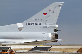 RF-34089 - Russia - Air Force Tupolev Tu-22M3