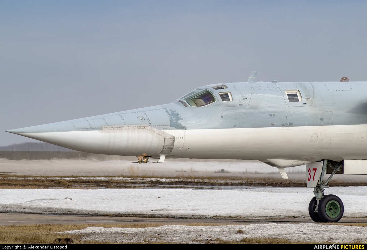 Russia - Air Force RF-34025 aircraft at Novosibirsk