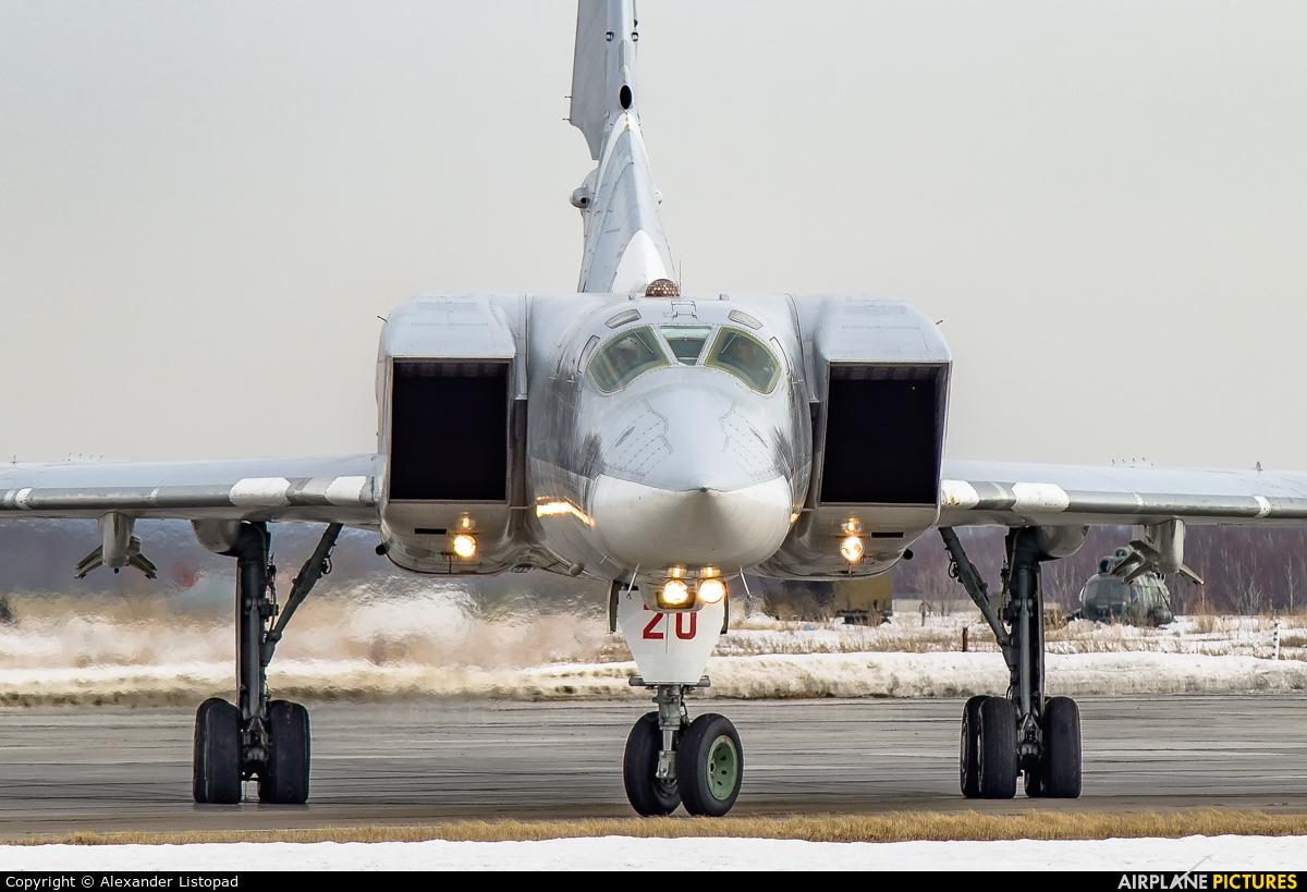 Russia - Air Force RF-94233 aircraft at Novosibirsk