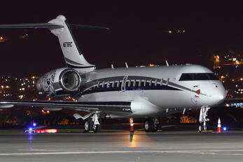 N678RC - Private Bombardier BD-700 Global 5000