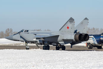01 BLUE - Russia - Air Force Mikoyan-Gurevich MiG-31 (all models)