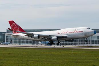 OM-ACG - Air Cargo Global Boeing 747-400BCF, SF, BDSF